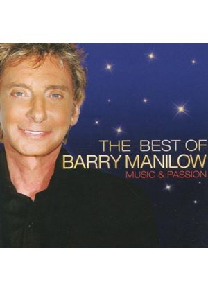 Barry Manilow - Music and Passion: The Best Of Barry Manilow (Music CD)