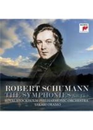 Schumann: Symphonies Nos 1, \\'Spring\\' and 2 (Music CD)
