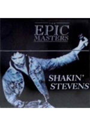 Shakin' Stevens - The  Epic Masters (Boxset) (Music CD)
