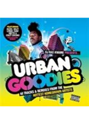 Various Artists - Urban Goodies (DJ Ras Kwame Presents/Parental Advisory) [PA] (Music CD)