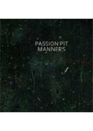 Passion Pit - Manners (Music CD)