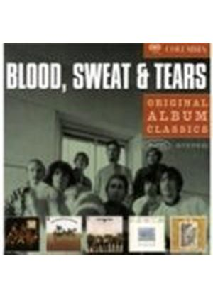 Blood, Sweat & Tears - Original Album Classics (Child Is The Father To The Man/Blood Sweat & Tears/Blood Sweat & Tears Vol.3/BS&T Vol (Music CD)