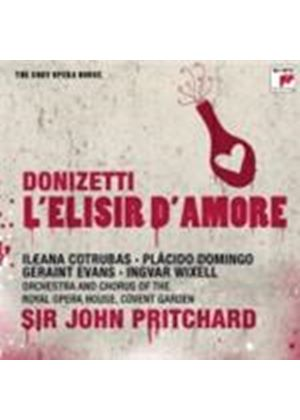 Donizetti: (L')Elisir d'Amore (Music CD)