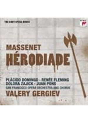 Massenet: Herodiade (Music CD)