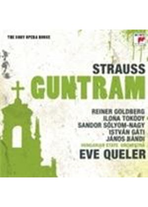 Strauss: Guntram (Music CD)
