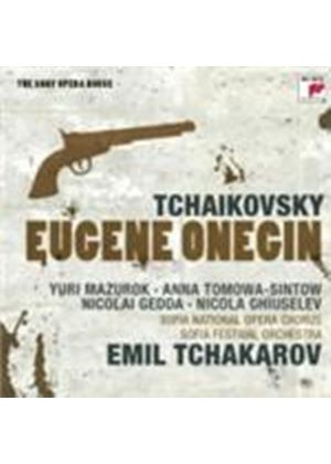 Tchaikovsky: Eugene Onegin (Music CD)