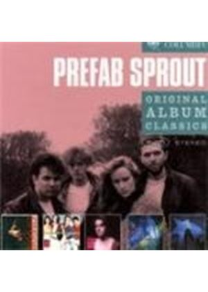 Prefab Sprout - Original Album Classics (Swoon/From Langley Park To Memphis/Protest Songs/Jordan - The Comeback/Andromeda Heig..) (Music CD)