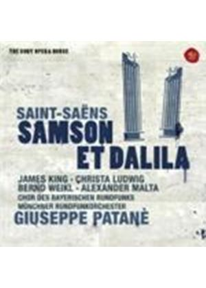 Saint-Saëns: Samson (Music CD)