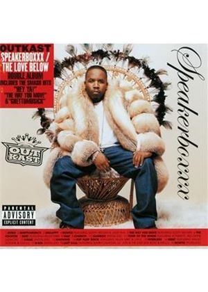 OutKast - Speakerboxxx/The Love Below (Parental Advisory) [PA] (Music CD)