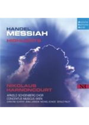 Handel: Messiah (Highlights) (Music CD)