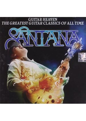 Santana - Guitar Heaven (Santana Performs The Greatest Guitar Classics Of All Time) (Music CD)