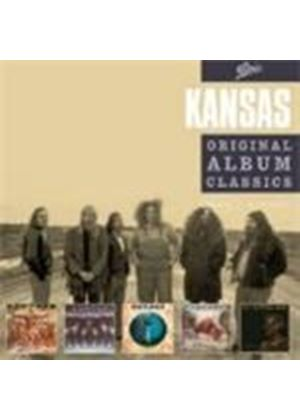 Kansas - Original Album Classics (Kansas/Song For America/Point Of Know Return/Leftoverture/Masque) (Music CD)