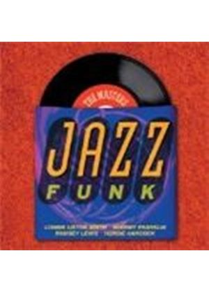 Various Artists - Masters Series - Jazz-Funk Vol.1, The (Music CD)