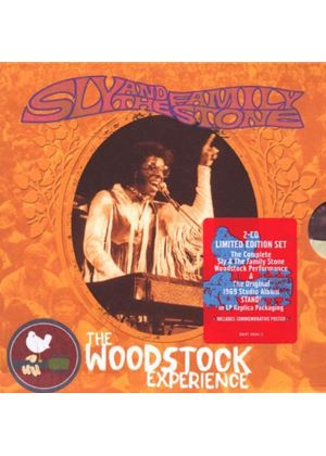 Sly & The Family Stone - The Woodstock Experience (Music CD)