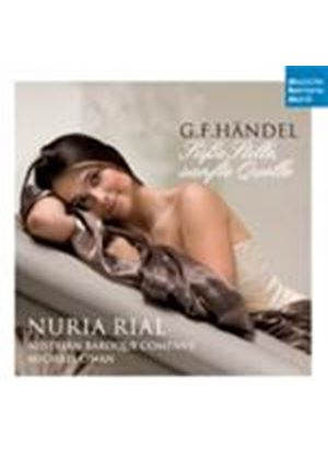 Handel: Nine German Arias (Music CD)