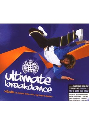 Various Artists - Ultimate Breakdance (Music CD)
