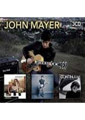 John Mayer - John Mayer (3 CD) (Music CD)