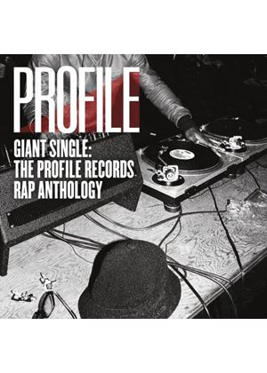 Various Artists - Giant Single: Profile Records Rap Anthology (Music CD)