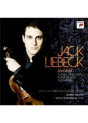 Dvorak: Violin Concerto (Music CD)