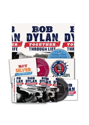 Bob Dylan - Together Through Life (Deluxe 2 CD & DVD Edition) (Music CD)