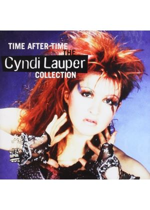 Cyndi Lauper - Time After Time (The Cyndi Lauper Collection) (Music CD)