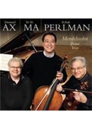 Mendelssohn: Piano Trios (Music CD)