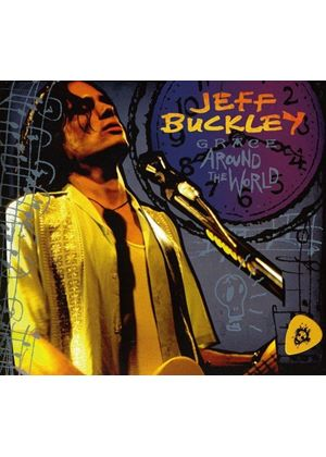 Jeff Buckley - Grace Around The World (CD & DVD) (Music CD)