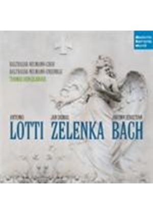 Thomas Hengelbrock conducts Bach, Lotti and Zelenka (Music CD)