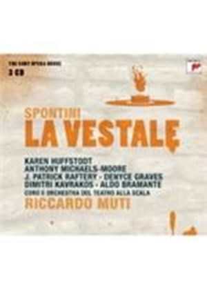 Spontini: (La) Vestale (Music CD)