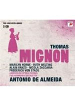 Thomas: Mignon (Music CD)