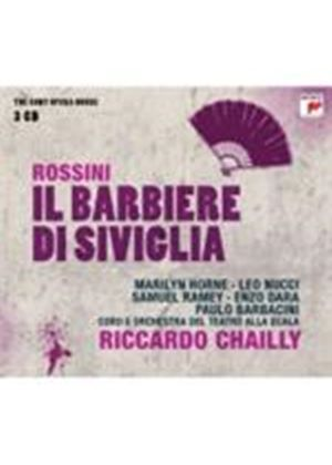 Rossini: (The) Barber Of Seville (Music CD)