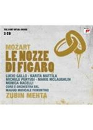 Mozart: (The) Marriage Of Figaro (Music CD)