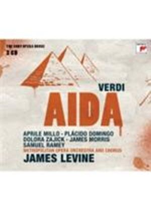 Verdi: Aida (Music CD)