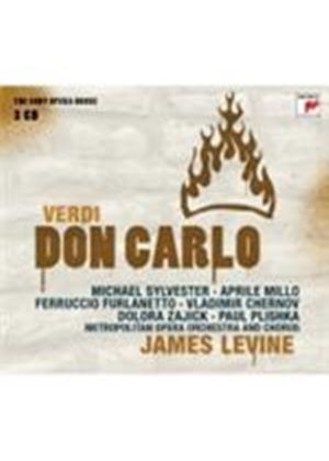 Verdi: Don Carlo (Music CD)