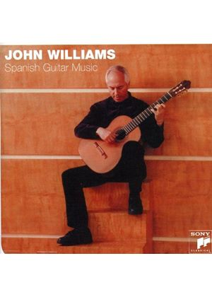 John Williams - Spanish Guitar Music (Music CD)
