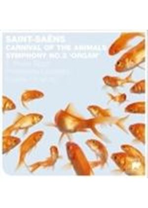 Saint-Saens: Organ Symphony; Carnival of the Animals (Music CD)