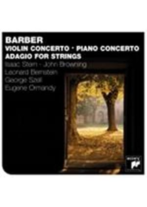 Barber: Orchestral Works (Music CD)