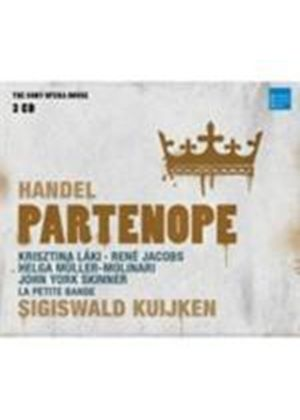 Handel: Partenope (Music CD)