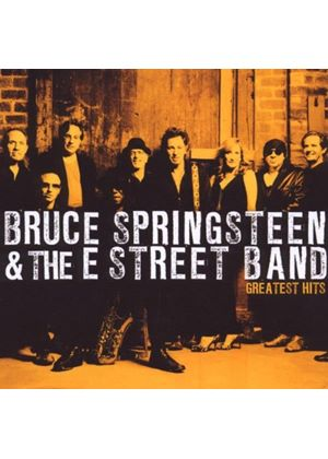 Bruce Springsteen & The E Street Band - Greatest Hits (Music CD)