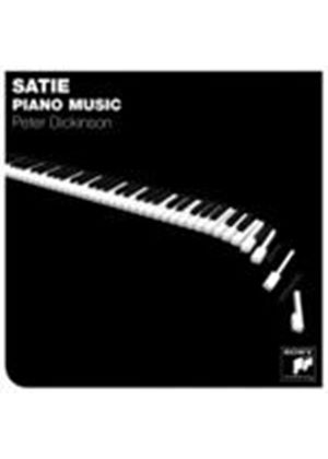Satie: Piano Music (Music CD)