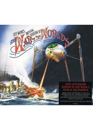 Jeff Wayne - The War Of The Worlds (2 CD) (Music CD)