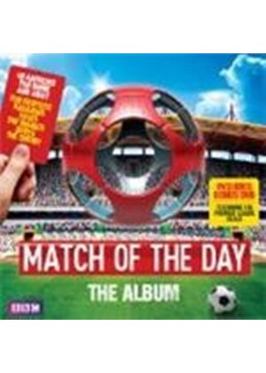 Various Artists - Match Of The Day (2 CD & DVD) (Music CD)