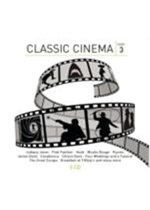 Various Artists - Classic Cinema Vol.3 (Music CD)
