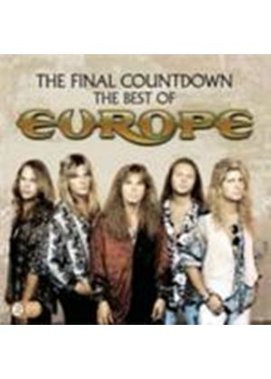 Europe - The Final Countdown (The Best Of Europe) (Music CD)