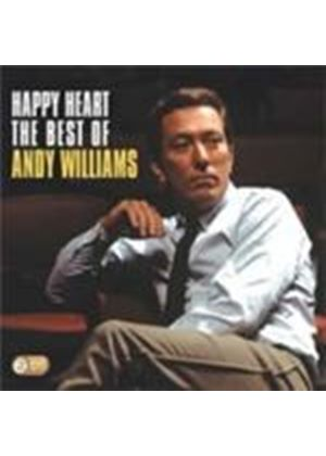 Andy Williams - Happy Heart (The Best Of Andy Williams) (2 CD) (Music CD)
