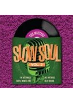 Various Artists - Masters Series - Slow Soul Vol.2, The (Music CD)