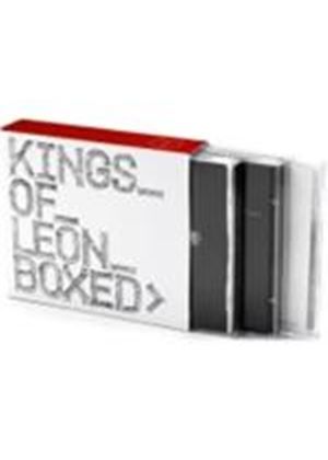 Kings Of Leon - Boxed (Youth And Young Manhood/Aha Shake Heartbreak/Because Of The Times) (3 CD Box Set) (Music CD)