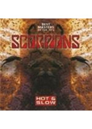 Scorpions - Hot And Slow (Best Masters Of The 70s) (Music CD)