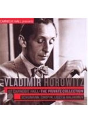 Vladimir Horowitz at Carnegie Hall, Vol 2 (Music CD)
