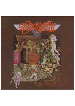 Aerosmith - Toys In The Attic (Rock Box Series) (Music CD)